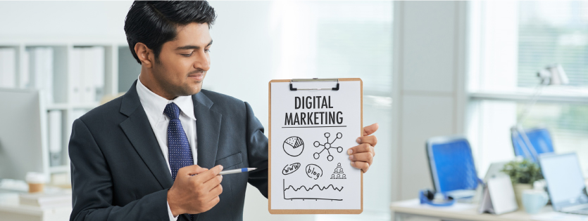 Why Digital Marketing could help your Business Survive